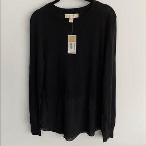 Michael Kors Black Sweater